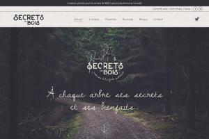 Secrets des bois
