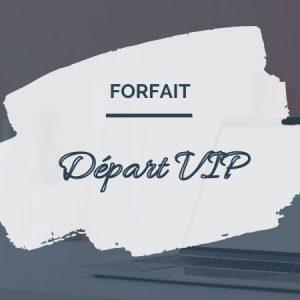 Forfait web - Départ VIP - Sophie Béjot