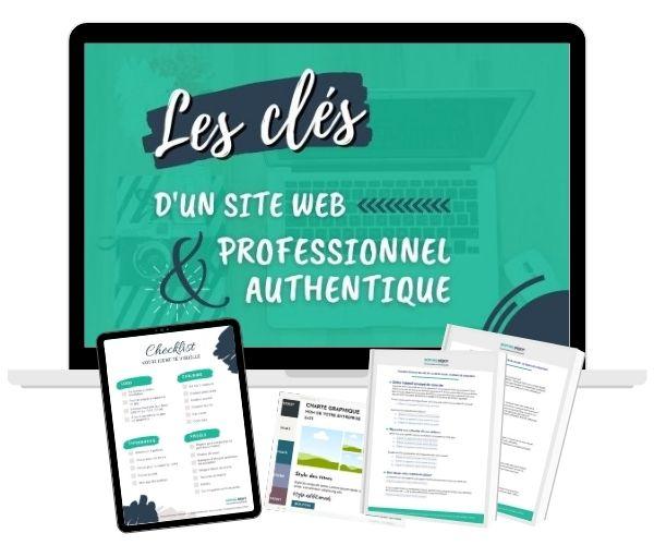 Cours en ligne - Crée ton site web - Préparation